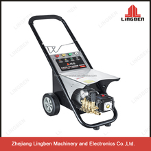 electric high pressure washer car wash equipment cleaning machine price 170bar 2500psi 11lpm 2.93gpm LB-2500A
