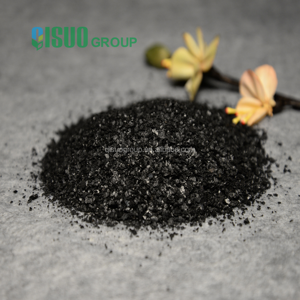 High quality sodium humate high content humic acid for animal feed additive