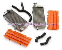 Special price radiator For YAMAHA YZ125 2005-2011 radiator assembly