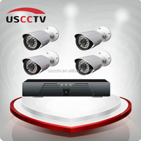 Best Selling cctv camera specifications price nvr kit