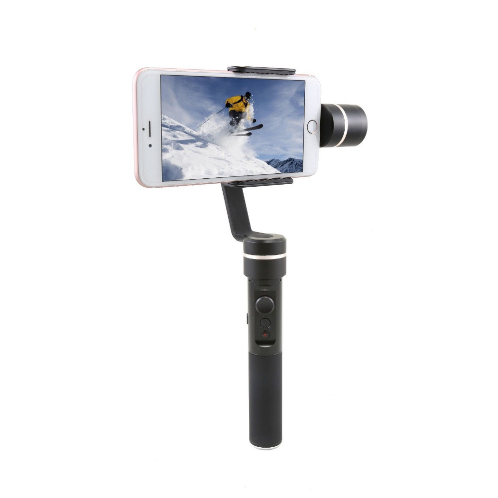 2017 newest Light Weight Feiyu SPG 3-Axis Stabilized Handheld Gimbal Stabilizer for Smartphone
