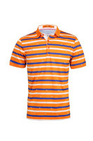 mens 100%cotton softtextile printing polo t shirt