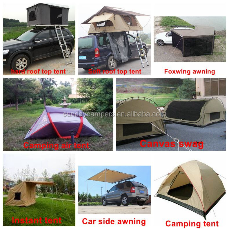 4WD Offroad Outdoor Camping Roof tent Car Roof top tent for sale
