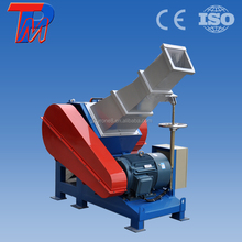 Recycling pipe SKD-11 blade crusher machine to pp tube crusher for plastic waste material
