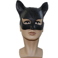 X-MERRY New Arrival Sexy Woman Cat Mask Halloween Sexy Catwoman Costume Sexy Female Mask For Party