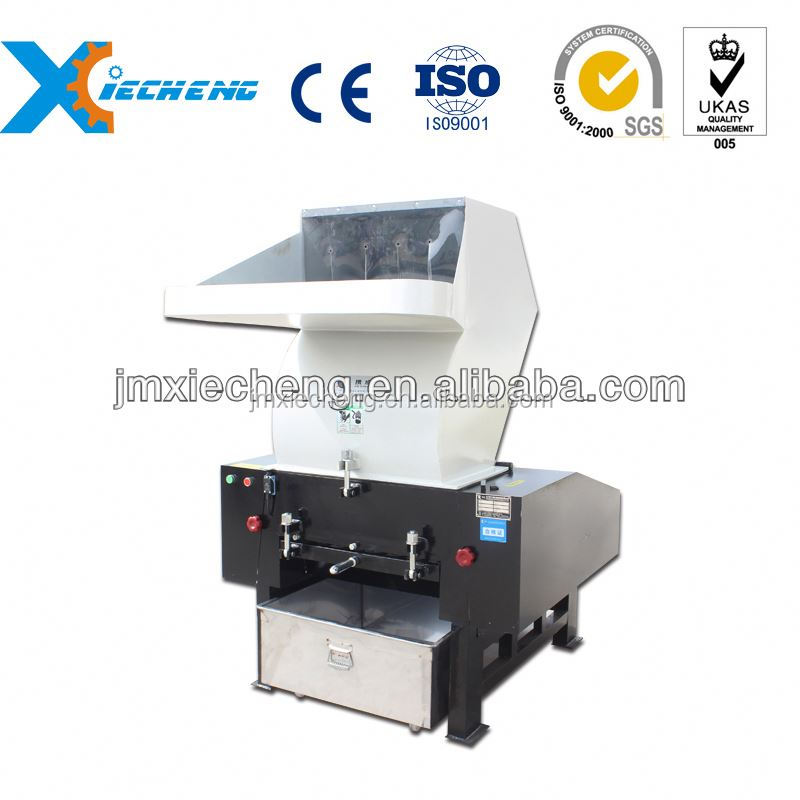 plastic recycle grinder crusher machine