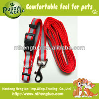 2013 fashion reflective dog lead