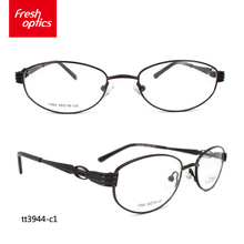 TT3944 Hot selling elastic antirust metal optical frames for men