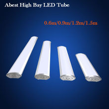 Waterproof Led Tube 2ft mm 60cm 80w Working Environment -20~+70 Degree