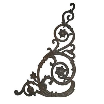 Casting factory Ornamental iron cast iron metal ornaments