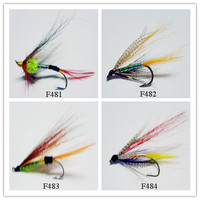 Different Type Made in China Artificial Lure Fishing Flies