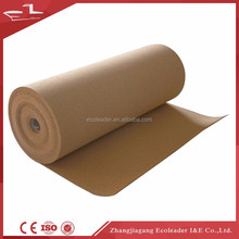 cork roll underlay for hand craft, bulletin board surface