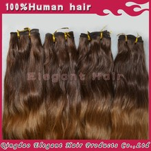 New products full cuticle no chemical processed Hair Extensions brazilian hair weave mixed colour remy brazilian hair weave