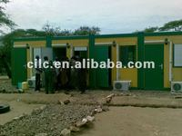 accommodation container house for Africa HOSPITAL
