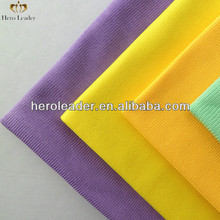 Popular microfiber window glass screen cleaning cloth