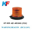 R10 Hot selling car warning light,warning beacon,stroble light,KF-WB-40-40 SMD