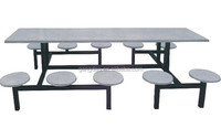 Ningbo cheap childrens 10 seater dining table and chair sets