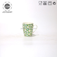 Low Minimum Order Quantity 12/11/10 oz new bone china mug, no MOQ Decal love and text pattern cups, wholesale ceramic mug