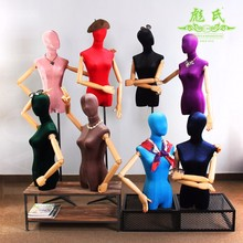 Top Sale Casual Serials Factory Price Free Sample Clear Half Body Mannequin