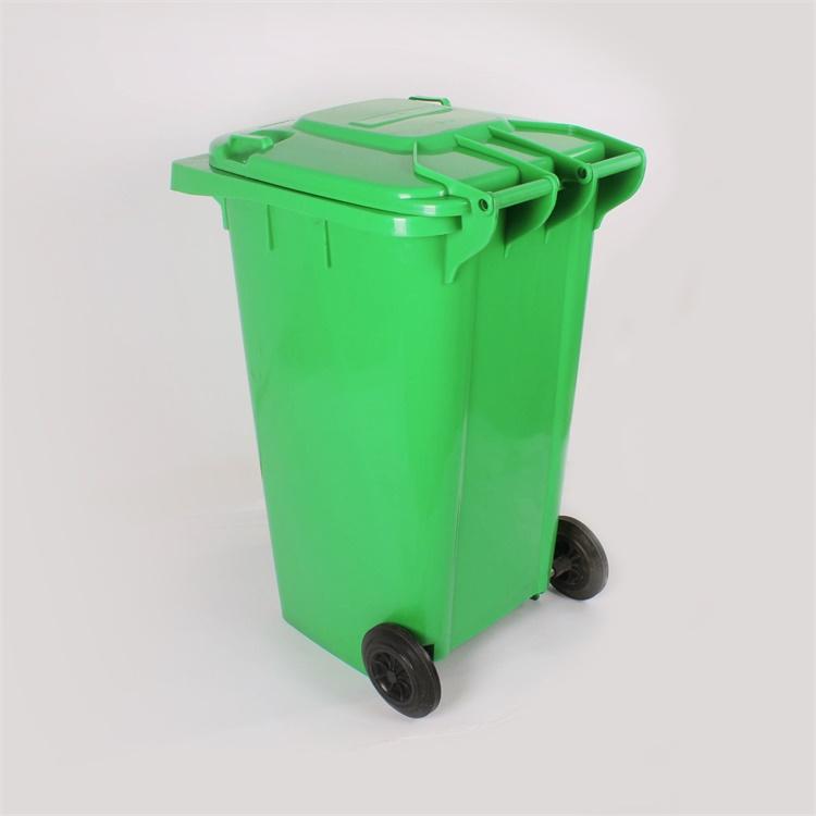 Hot Sale Plastic Bin 240l Outdoor Plastic Waste Bin With
