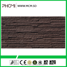 Hot beautiful style flexible light weight thin anti-acid breathability artificial stone exterior wall panels