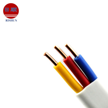 Top Grade Pvc Insulated Shower Electric Cable