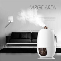 Remote controlled skin care cool mist humidifier,ultrasonic aroma diffuser,aromatherapy