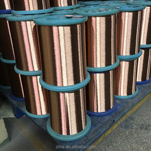 China express polyimide insulated enameled copper clad aluminum magnet wire