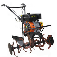 7.5HP agricultural equipment used in farm and garden gasoline farm hand cultivator