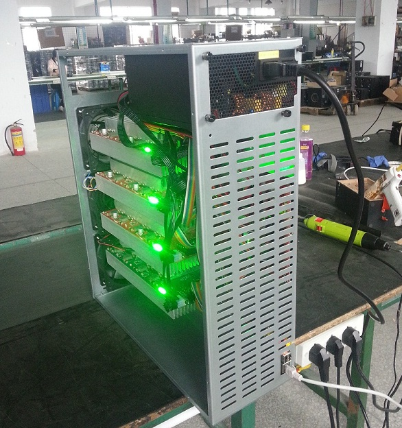 A1 asic chip 1000GH/S bitcoin mining