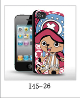 3d cartoon character pc cell phone case for iphone5c