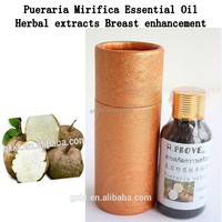 strong effect Natural Herbal Extract Peuraria Mirifica/ breast tightening oil