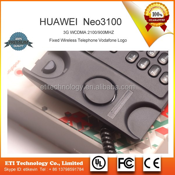 GSM WCDMA900/2100MHz Gsm 900/1800mhz/850/1900mhz fixed cellular phone Neo3100