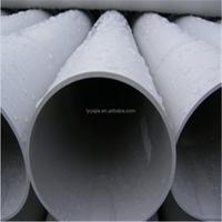 30 inch diameter pvc pipe gray plastic water pipe