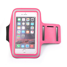 excercise 5.5inch fabric armband sport sleeve for iphone 5