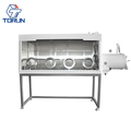 Hot Sale New Type Four Gloves Stainless Steel Glove Box with Purification System for Lithiumion Battery