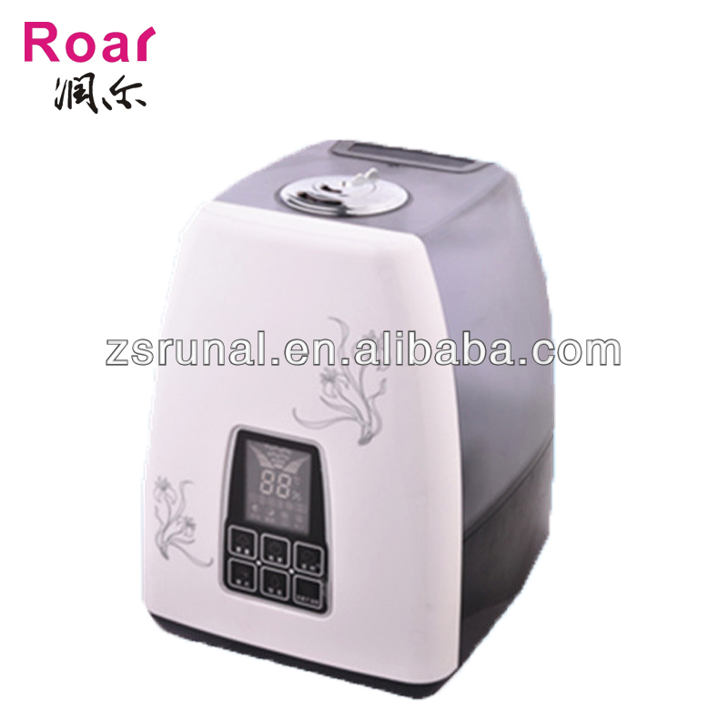 RR-7120 5.5L Cool mist ultrasonic humidifier piezoelectric transduce