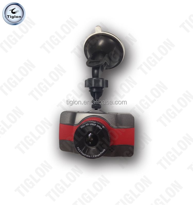 3.0 inch big screen good performance car DVR