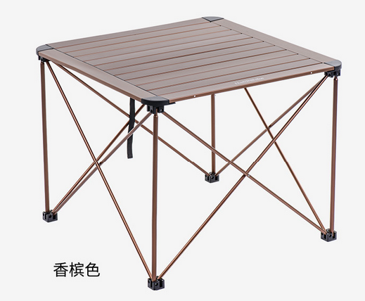 Naturehike Aluminium folding table large Camping picnic table outdoor table