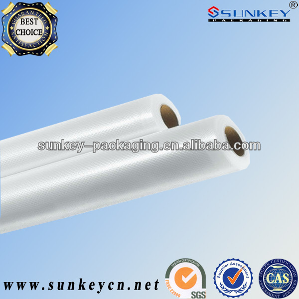 Air-ventilated channel bag rolls vacuum packaging bag