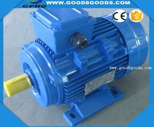 GPHQ MS three phase motor specification
