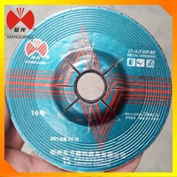 Manufacturer Vitrified Ceramic Bond CBN Diamond Grinding Wheel