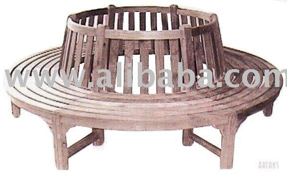 baumbank rund bank im hof produkt id 104899198. Black Bedroom Furniture Sets. Home Design Ideas