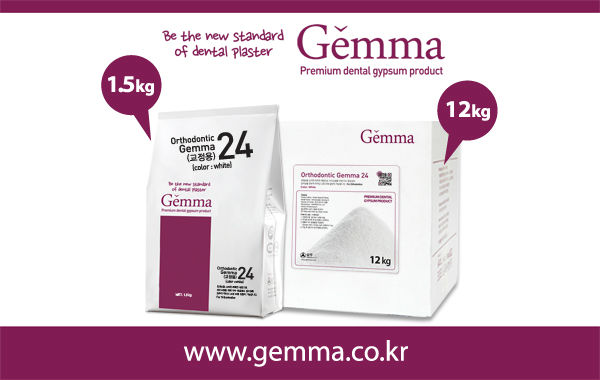 Dental Plaster Gemma24