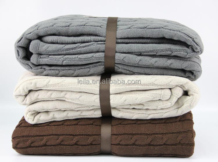 factory direct supply jacquard coral fleece blanket good quality heavy polar fleece blanket