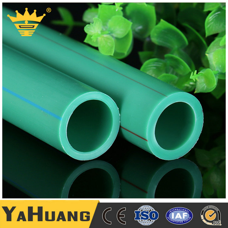 Great Plumbing Material Water Tube Supply PPR Plastic Pipe