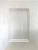 Popular High Gloss Acrylic PVC Kitchen cabinet door