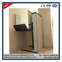 lifts for home use/home mini lift/hydraulic scissor lift indoor