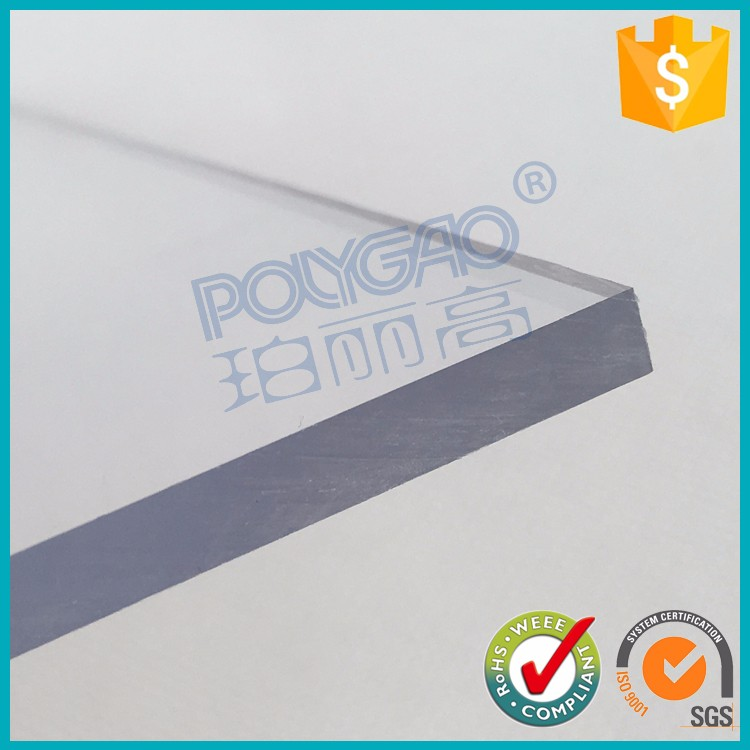 garage polycarbonate roofing,clear lexan sheet,plastic casting polycarbonate