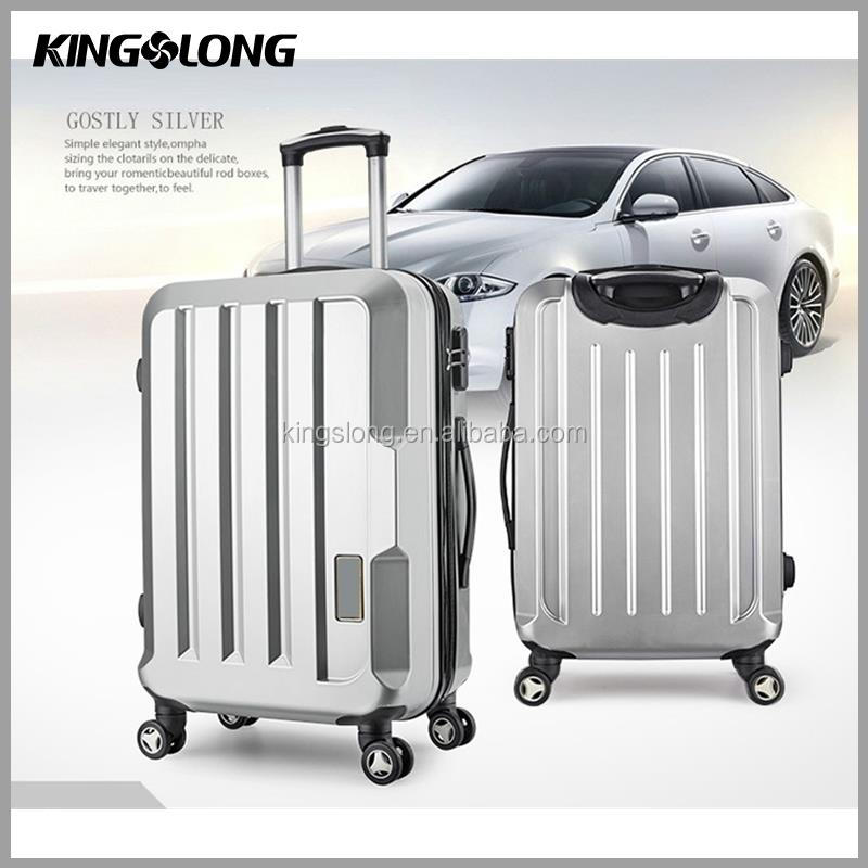 Lightweight Polycarbonate Trolley Luggage With Spinner Wheels